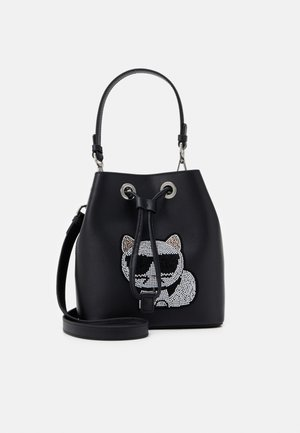 CHOUPETTE BUCKET - Handbag - black