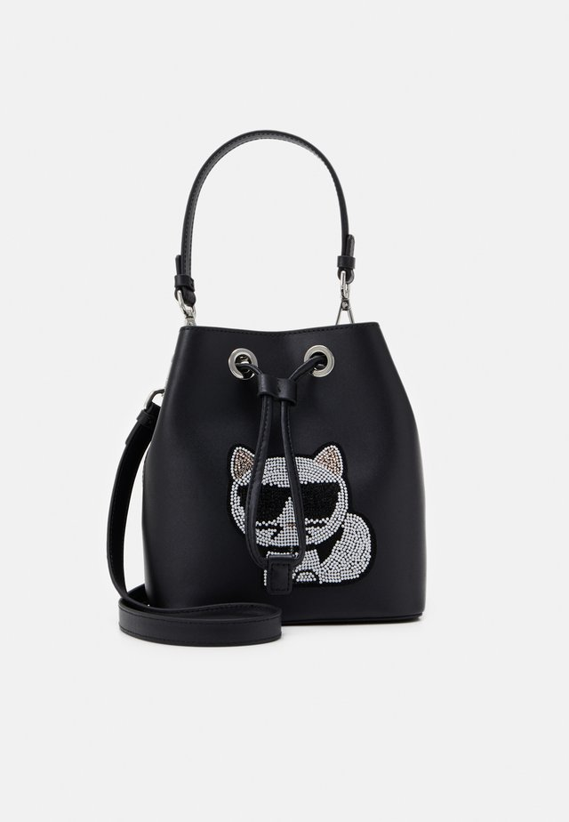 CHOUPETTE BUCKET - Sac à main - black