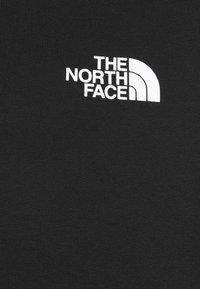 The North Face - RAGLAN REDBOX CREW NEW  - Sweatshirt - black/white - 6