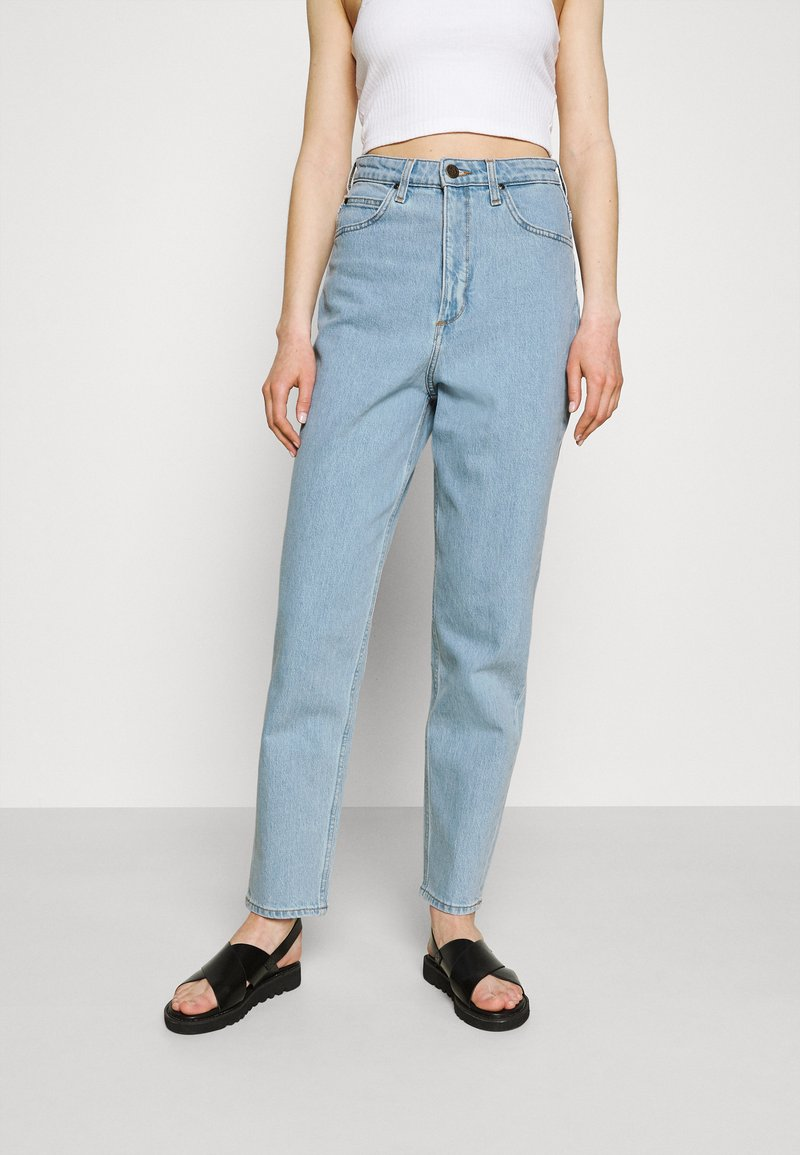 Lee - STELLA TAPERED - Jeans relaxed fit - light alton