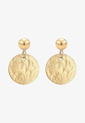 VINTAGE ANTIQUE - Boucles d'oreilles - gold-coloured