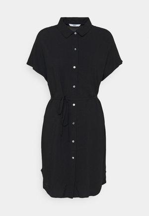 ONLNOVA LIFE DRESS  - Shirt dress - black