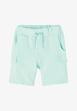 Shorts - blue tint