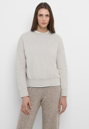 BIG BAG SKULL - Sweater - stone
