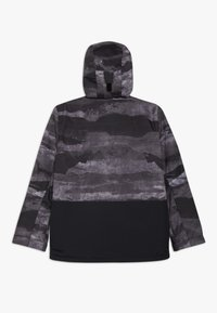 Quiksilver - MISS BLOC - Snowboardová bunda - black matte - 1