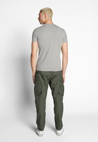 G-Star - DRONER RELAXED TAPERED CARGO PANT - Cargobroek - wild rovic - 2