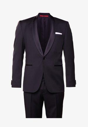 JOHN SAIMEN - Suit - black