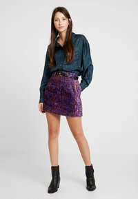 Soeur - GRIMM - Mini skirt - violet - 1