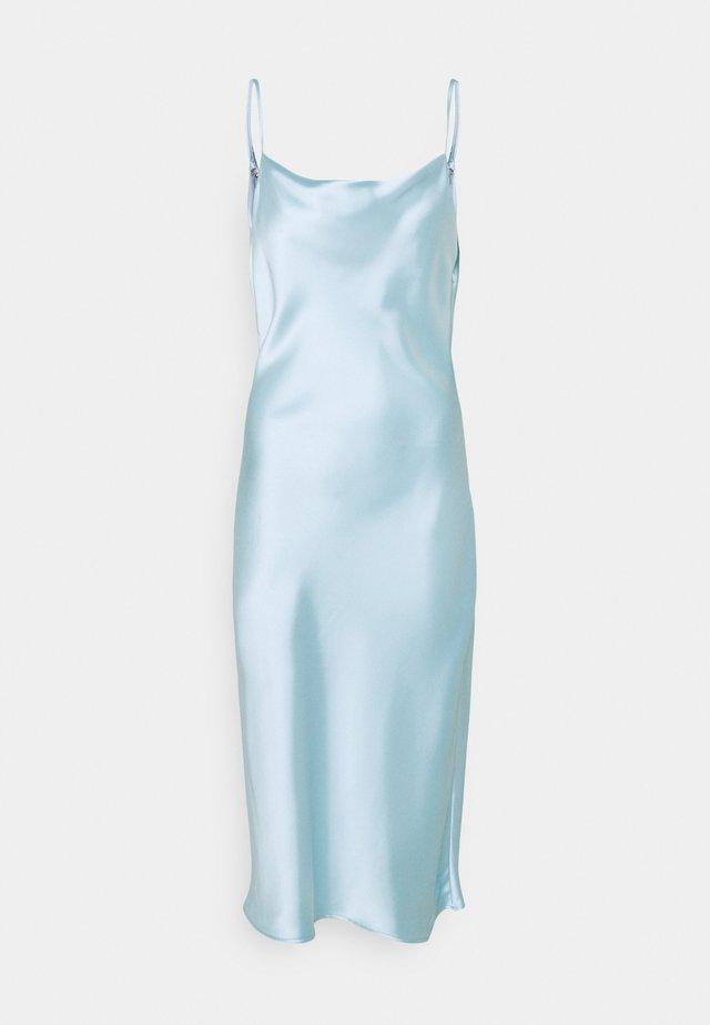 DRESS - Cocktailklänning - dusty blue