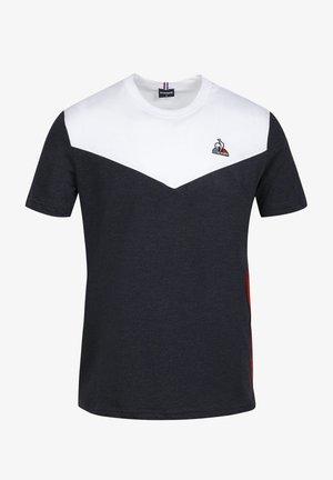 HISTOIRE DE SAISON - T-shirt print - navy blue
