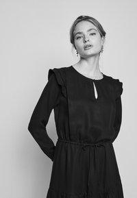 Bruuns Bazaar - PRALENZA AUDREY DRESS - Day dress - black - 3