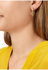 CHRIST - CREOLE  - Earrings - gold-coloured - 0