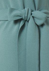 Anna Field - Jersey dress - blue grey - 2