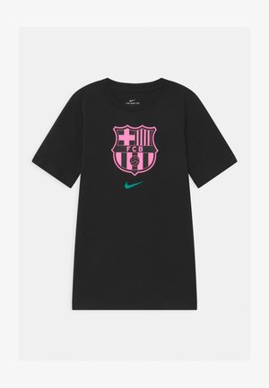 FC BARCELONA  - Article de supporter - black/pink beam