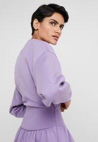 Opening Ceremony - MINI RIB DRESS - Day dress - purple - 5