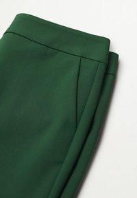 Mango - COFI - Pantalon classique - dark green - 5