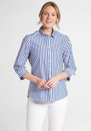 MODERN CLASSIC - Overhemdblouse - blue/white