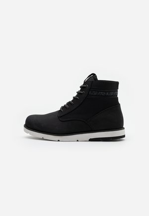 JAX XLITE - Veterboots - regular black