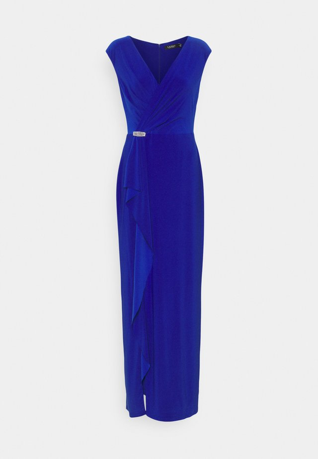 CLASSIC LONG GOWN - Suknia balowa - french ultrmarine