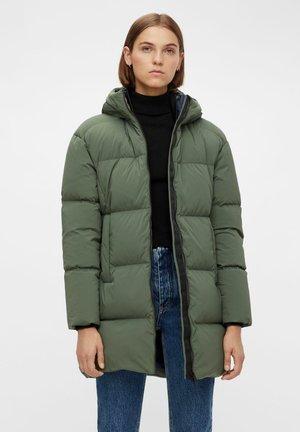 RADIATOR  - Down coat - thyme green
