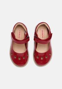 Friboo - Ballerinaskor med remmar - red - 3