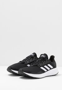 adidas Performance - DURAMO 9 - Neutrale løbesko - core black/footwear white - 2