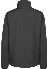 Jack Wolfskin - WHIRLWIND - Soft shell jacket - ebony - 4