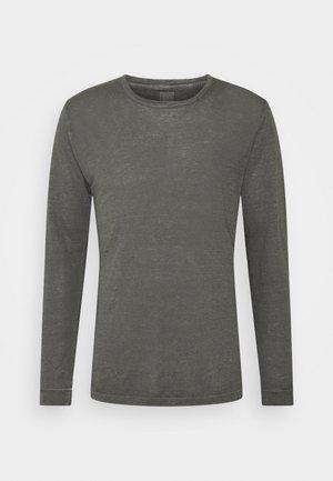 LONG SLEEVE - Maglietta a manica lunga - iron