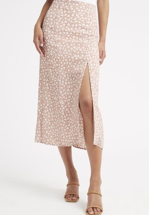 Wrap skirt - hd-vieux rose