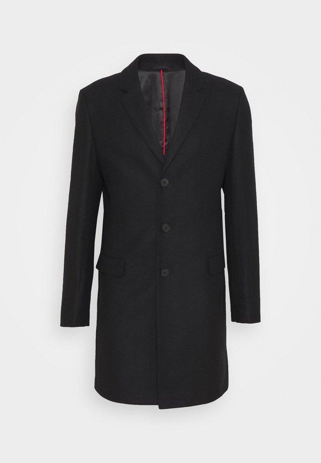 MIGOR - Classic coat - black