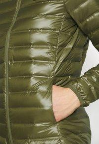 adidas Performance - VARILITE - Down jacket - green - 5