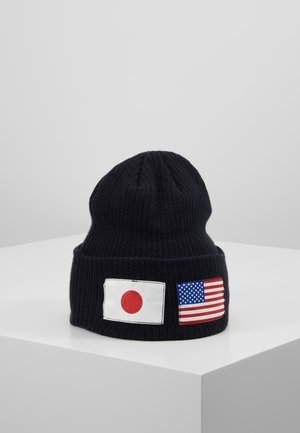 NEW ERA FLAG WATCH - Beanie - black