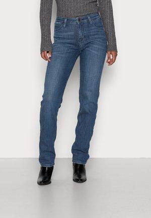 MARION  - Straight leg jeans - dark aberdeen