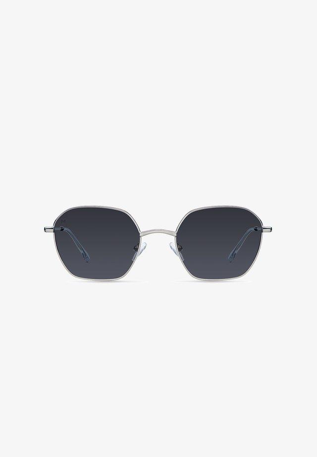 ADWIN - Sunglasses - silver carbon