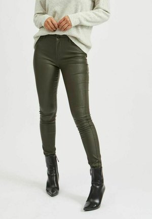 VICOMMIT - Jeans Skinny Fit - forest night