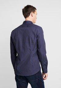 Ben Sherman - GEO PRINT SHIRT - Overhemd - navy - 2