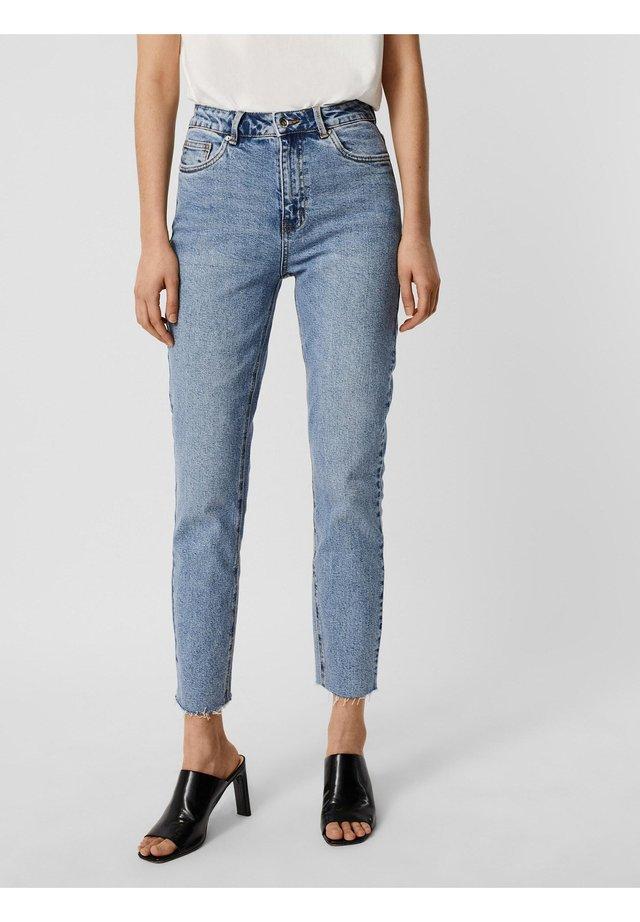 NOOS - Jeans a sigaretta - light blue denim