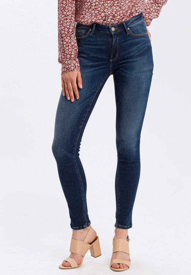 ALAN - Jeans Skinny Fit - dark-medium-blue