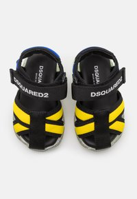 Dsquared2 - UNISEX - Sandals - blue/yellow - 3