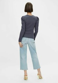 Pieces - PCANNA - Long sleeved top - ombre blue - 2