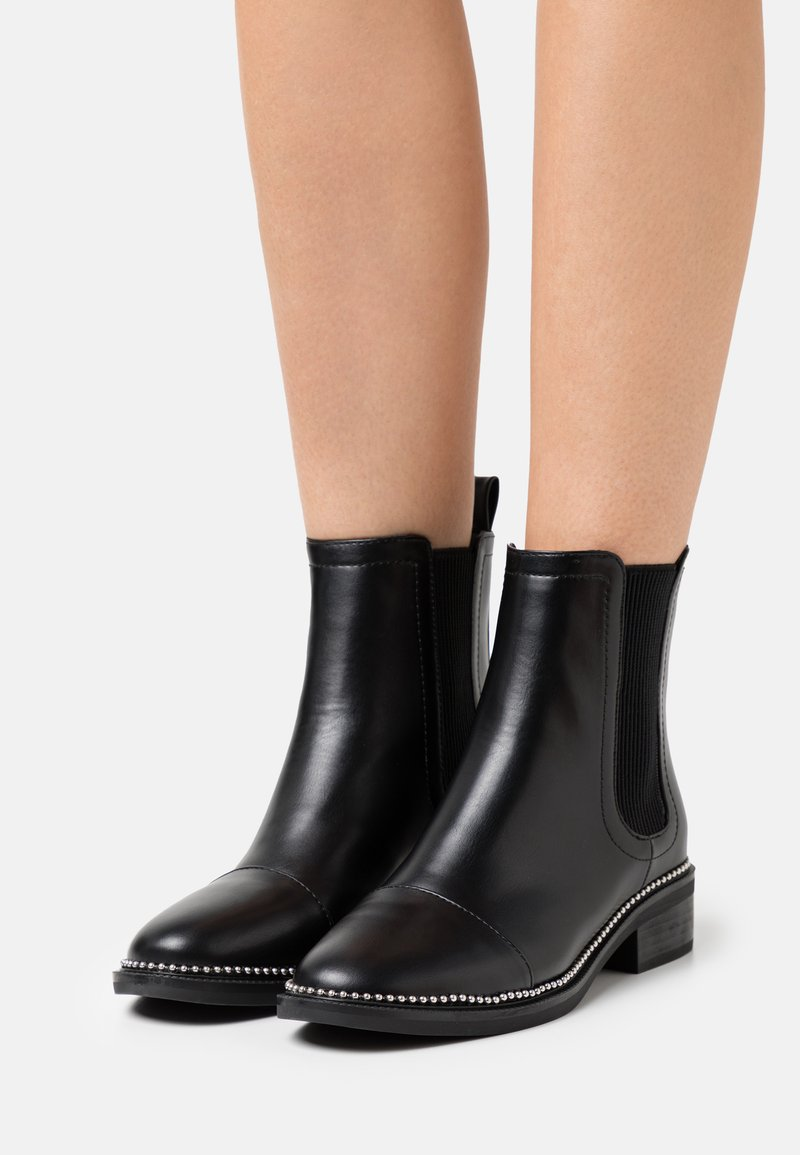 RAID Wide Fit - WIDE FIT  - Classic ankle boots - black