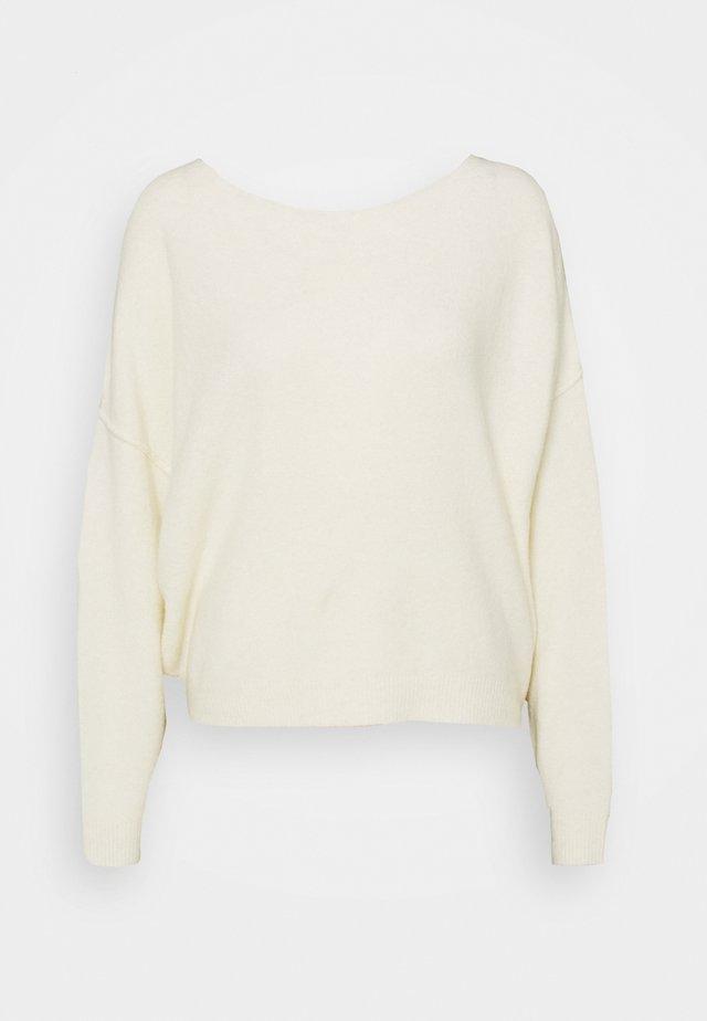 DAMSVILLE - Pullover - pannacotta chine