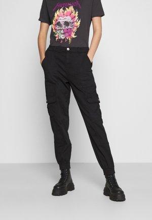 ONLGIGI CARRA LIFE  - Pantalones cargo - black