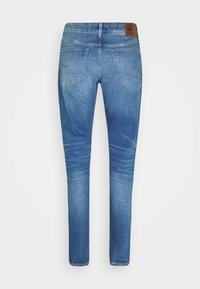 G-Star - 3301 STRAIGHT TAPERED - Straight leg jeans - authentic faded blue - 7