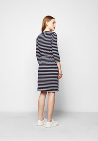 Barbour - APPLECROSS DRESS - Sukienka z dżerseju - navy - 2
