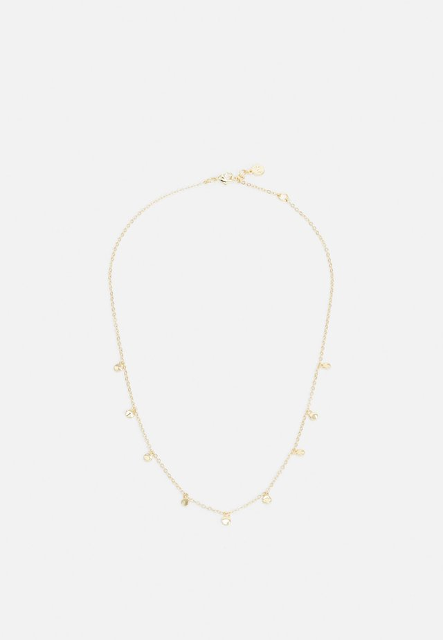 PHOEBE CHARM NECK - Necklace - gold-coloured
