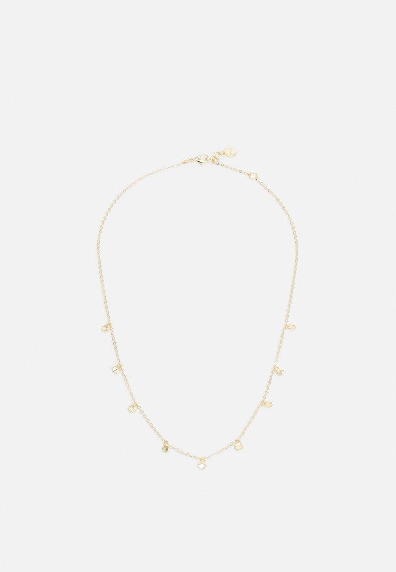 SNÖ of Sweden - PHOEBE CHARM NECK - Necklace - gold-coloured