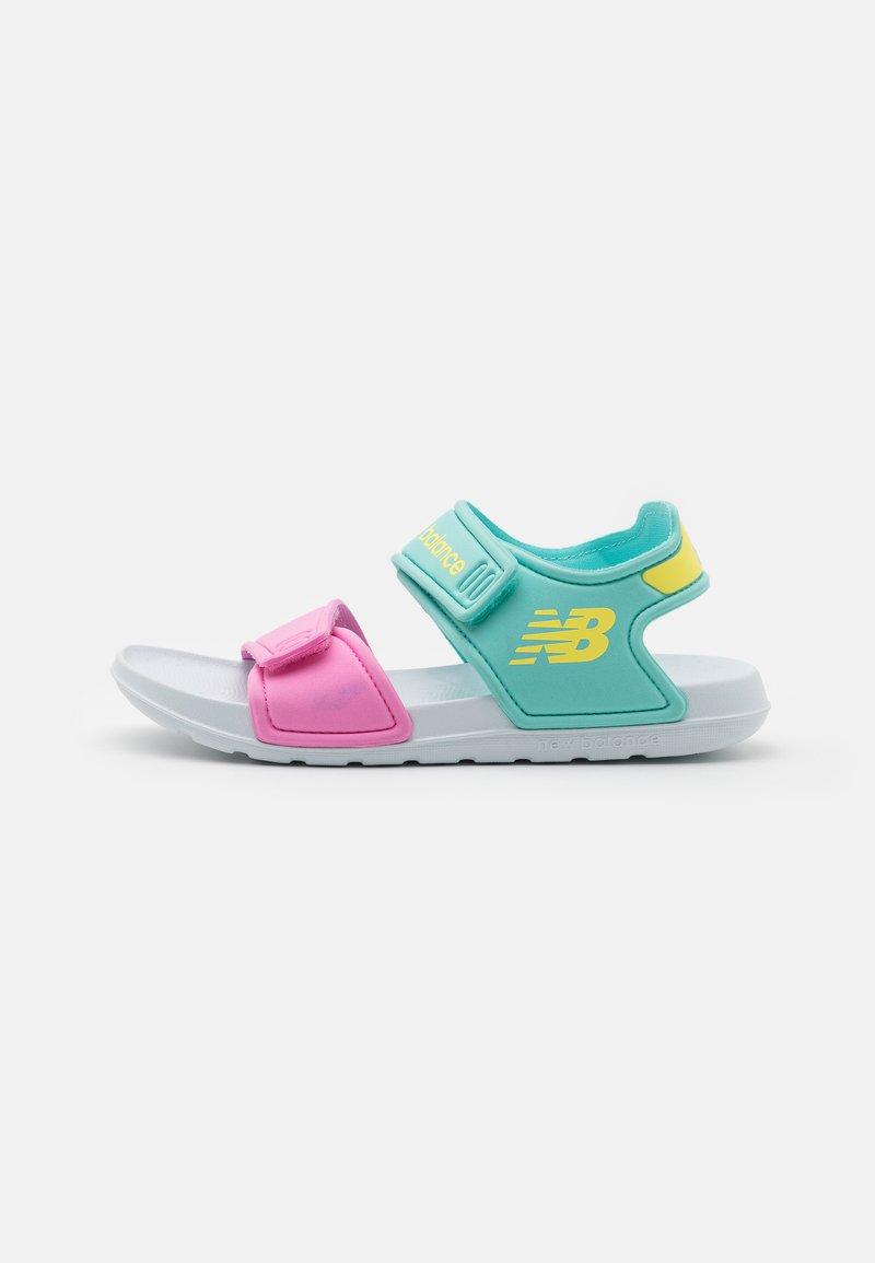 New Balance - WELCRO UNISEX - Sandály do bazénu - pink