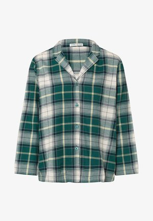 Nattøj trøjer - green