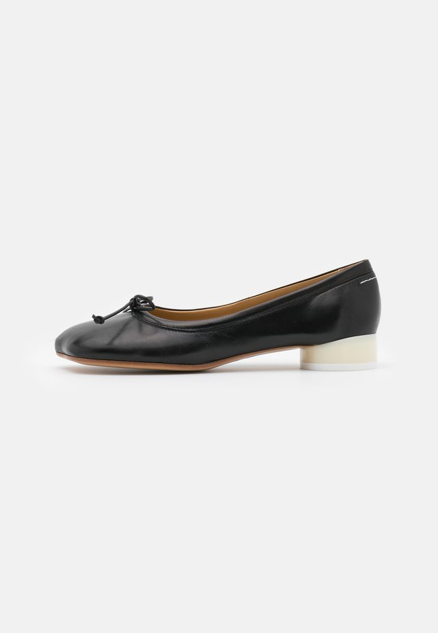 BALLET SHOE - Ballerines - black